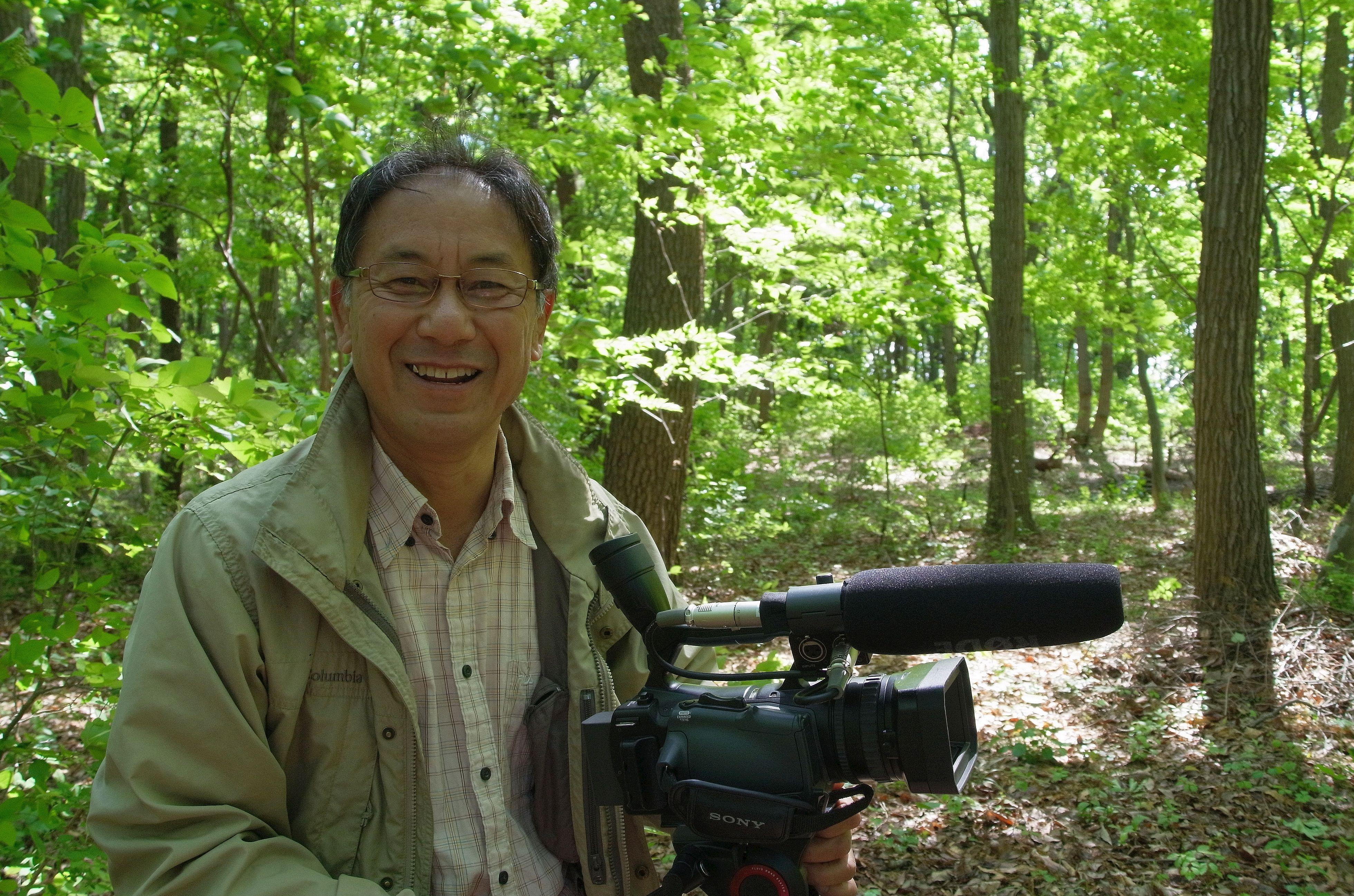 日本農業遺産「武蔵野の落ち葉堆肥農法」を映画に撮った原村政樹監督