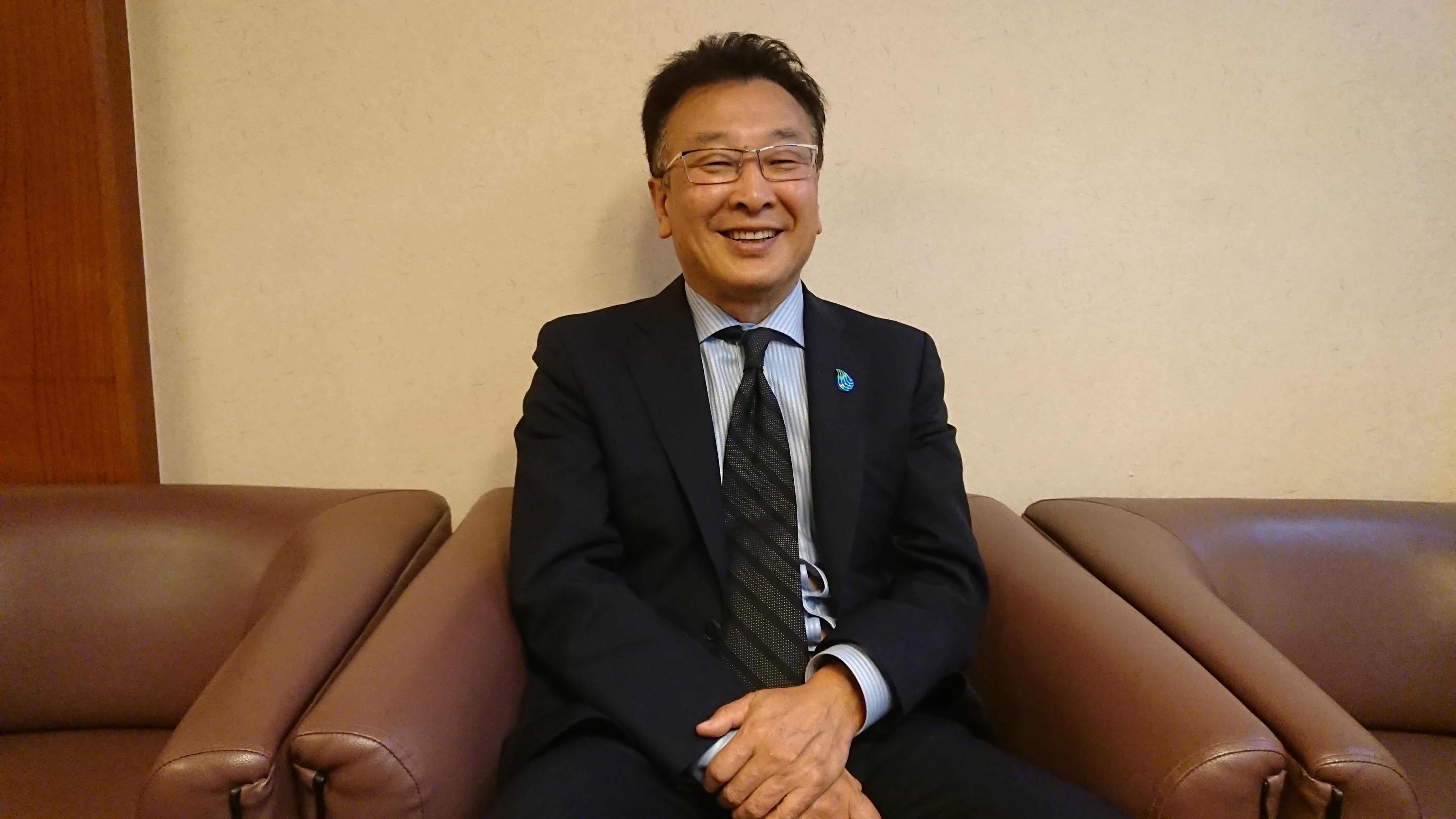 性善説に基づいた経営で地域を引っ張る 恵那市観光協会会長の阿部伸一郎さん