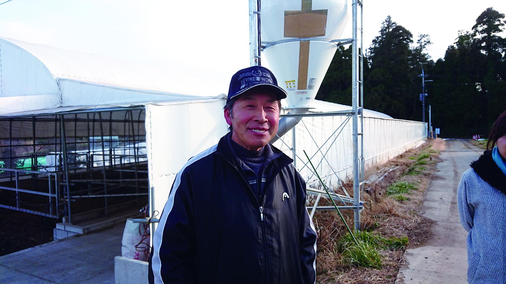 震災から7年。飯舘牛の血統を新天地・山武市で守り続ける畜産農家、小林将男さん