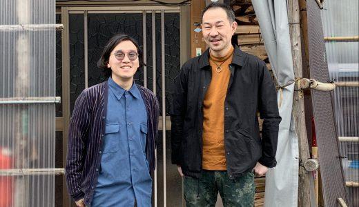 故郷と伝統工芸の存続をかけて「しなの花コスメ」の事業化に取り組む五十嵐丈さん、冨樫繁朋さん