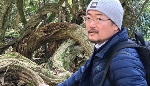 民間会社初の「環境・気候非常事態宣言」を発し、山林を削るメガソーラー建設に警鐘を鳴らす 高田造園代表の高田宏臣さん