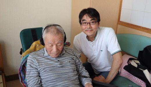 認知症の高齢者が好きだった音楽を聴くと元気に。NPO法人エコロジーオンライン(上岡裕理事長)の「オトトカラダ」プロジェクトへの挑戦