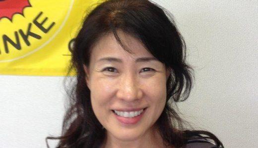 「再生可能エネルギーを柱に地域経済を自立させたい」という徳島地域エネルギー事務局長の豊岡和美さん